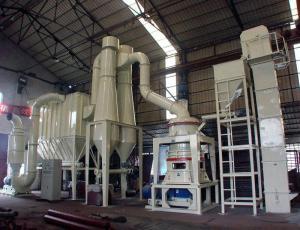 China High Pressure Micro-powder Grinder on sale