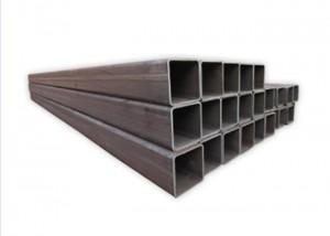 China High Frequency Welded rectangular Steel Pipe/Bl... on sale