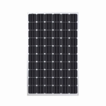 Solar Panel with 280W Power and Polycrystalline Silicon Solar Cells