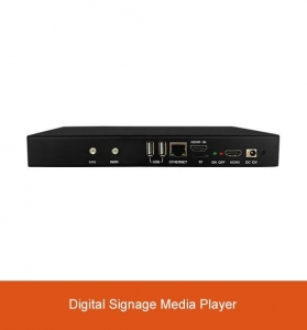 China 4K Advertising Network Digital Signage Player with HDMI Input on sale