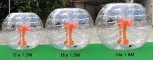 China Inflatable Rides Inflatable Human Ball on sale