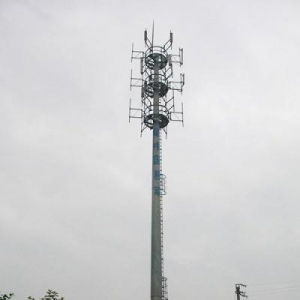 China Steel Telecom Tower on sale
