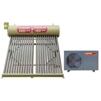 China Double chamber space energy water heater on sale