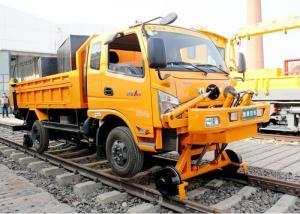 China GYC-II Road Rail Vehicle on sale