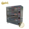 China Electric 3 Layers 6 Trays Bread Cake Oven(YCD-3-6D) for sale