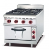 China Gas Range with 4 Burner withandelectric Oven 900 for sale