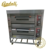 China 2 Decks 4 Trays Gas Bakery Oven(YCQ-2-4D) for sale