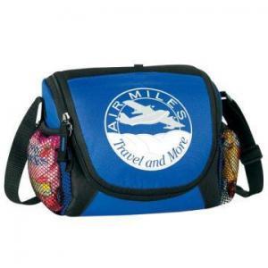 China Cooler Bag Lunch Bag for 6 Cans with Bottle Pocket on sale