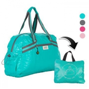 China Travel/Duffle Bag Foldable Travel Bag for Lady on sale