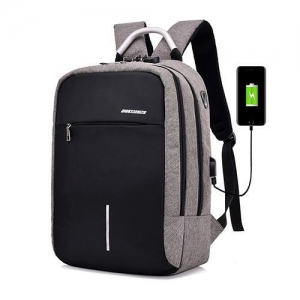 China Men ck Business Casual Computer Backpack Anti - theft Lock College Student Bag on sale