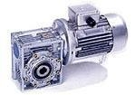 China RV series aluminum alloy worm gear reducer on sale