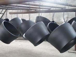 China Reducer Straight seam steel pipe on sale