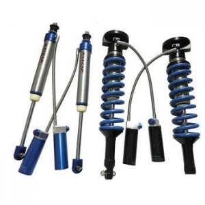 China 4x4 offroad coilover suspension adjustable shock absorber 0-4 inch lifting shock for Hilux on sale