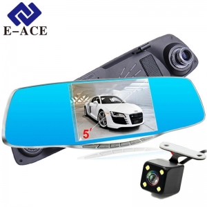 China EA931 5.0 Inch Automobiles Video Camera 1080 P Full HD on sale