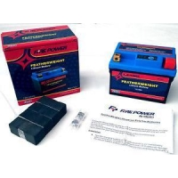 China FeatherWeight Lithium Battery Fire Power HJTZ7S-FP-IL - Motorcycle Applications on sale