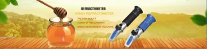China Ethylene and Propylene Glycol Antifreeze and Battery Acid Refractometer with adblue scale on sale