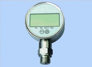 China Pressure Gauge Product name: Digital pressure gauge on sale