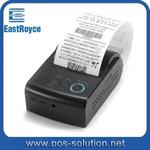 China 58mm IPhone IPad IOS Supported Thermal Printer Cheap on sale