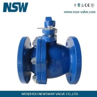 China Cast Iron Ball Valve on sale