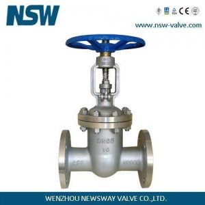 China DIN Stainless Steel Gate Valve on sale