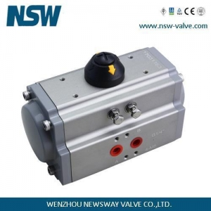 China Double Action Pneumatic Actuator on sale