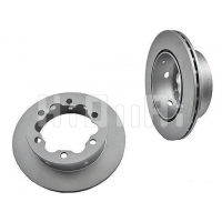 Brake Disc Solid Rear Disc Brakes