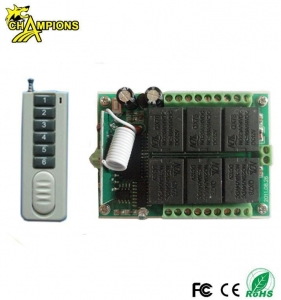 China High Sensitivity RF ControlLED Light Switch on sale