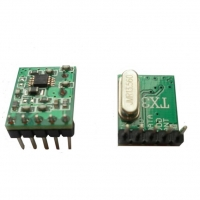 China Wireless RF Transmitter Module 433MHz on sale