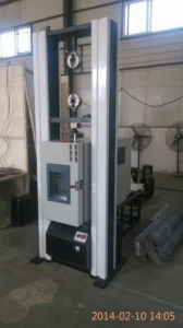 China High Low Temperature Electric Universal Testing Machine on sale