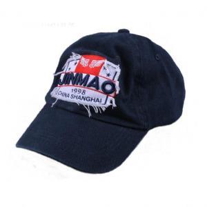 China Baseball Cap Applique Embroidery Baseball Cap on sale