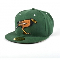 China Snapback Cap Animal Embroidery Logo 6 Panels Snapback Hats on sale
