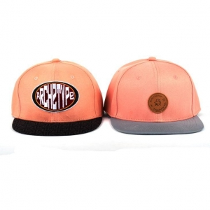 China Snapback Cap Two Color Acrylic Snapback Hat on sale