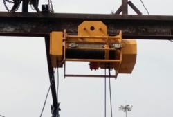 China Wire Rope Electric Hoists on sale