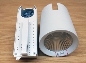 China LED LIGHT FITTINGS LED trackLight on sale