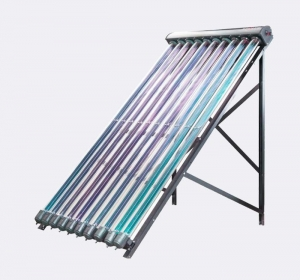 China Metal Glass Heat Pipe Solar Collector on sale