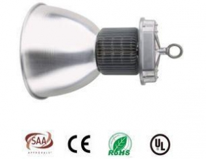 China 100W LED High bay light 85-265VAC IP65 waterproof . COB chip for warehouse factory on sale