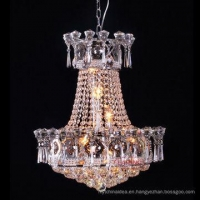 China China Cheap K9 Crystal Ball Contemporary LED Color Changing Chandelier on sale