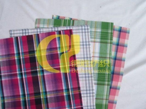 China poplin check fabric-3 on sale