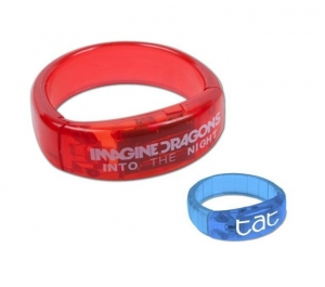 China Technology & Electronics Flashing LED Bracelet on sale
