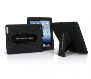 China Apple Accessories Hard Shell Rugged iPad 2/3 Case on sale