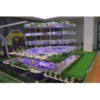 China A Recent Display Of Building Scale Models ,3d Architectural Model Making Suppliers on sale