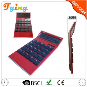 China LED screen electronic calculator on sale