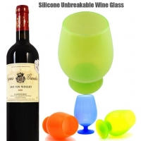 China Watch YS6198 Foldable Wine Glass on sale