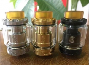 China electronic products reload rdta fat glass on sale