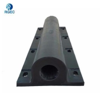 China Rubber Fender GD Type Boat Rubber Fender Strip on sale
