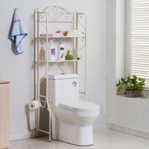 China 3 Tiers Free Standing Bathroom Toilet Rack on sale