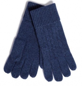 Quality Customized Knitted Five Finger Gloves Winter Touch Screen Gloves for sale