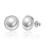 China Sterling Silver Earrings Elegant and beautiful earrings temperament female sterling silver earrings on sale