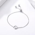 China Sweetheart Baby S925 Sterling Silver Female Bracelet on sale