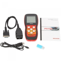 XTOOL PS100 CAN OBDII/EOBDII scanner PS 100 100 original free update via internet